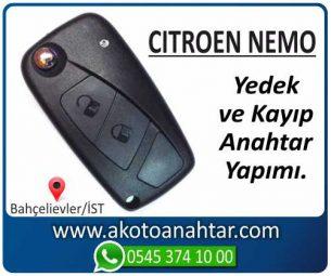 citroen nemo anahtari 305x255 - Citroen Nemo Yedek ve Kayıp Anahtar Yapımı