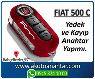 fiat 500 c anahtari 305x255 - Fiat 500 C Anahtarı | Yedek ve Kayıp Anahtar Yapımı