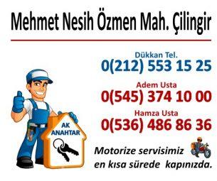 mehmet nesih özmen cilingir anahtarci 305x255 - Mehmet Nesih Özmen Mah. Çilingir | Acil Tel : 0545 374 10 00