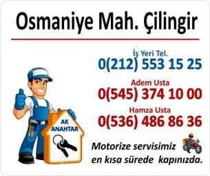 osmaniye cilingir anahtarci 305x255 - Osmaniye Çilingir & Anahtarcı | Acil Tel : 0545 374 10 00