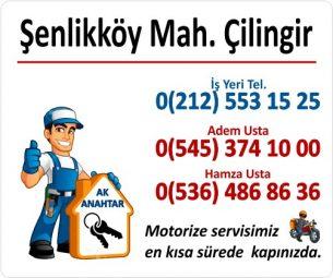 senlikkoy cilingir anahtarci 305x255 - Şenlikköy Çilingir & Anahtarcı | Acil Tel : 0545 374 10 00