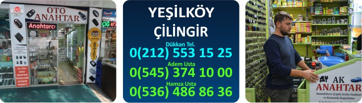 yesilkoy cilingir anahtarci  - Yeşilköy Çilingir & Anahtarcı | Acil Tel : 0545 374 10 00
