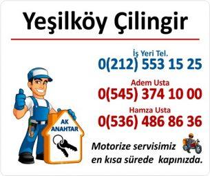 yesilkoy cilingir anahtarci 305x255 - Yeşilköy Çilingir & Anahtarcı | Acil Tel : 0545 374 10 00