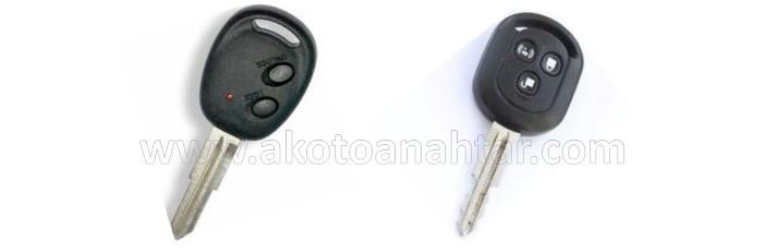 daewoo anahtarlari anahtari - Daevoo Yedek Oto Anahtarı | Çoğaltma ve Çilingir Hizmetleri