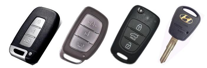 hyundai anahtarları - Hyundai Yedek Oto Anahtarı | Çoğaltma ve Çilingir Hizmetleri