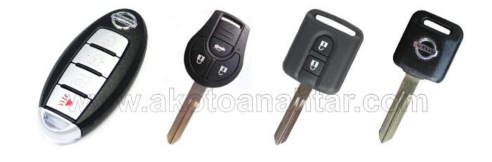 nissan anahtarlari keys - Nissan Yedek Oto Anahtarı | Çoğaltma ve Çilingir Hizmetleri