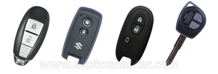 suzuki anahtarlari anahtari - Suzuki Yedek Oto Anahtarı   Çoğaltma ve Çilingir Hizmetleri