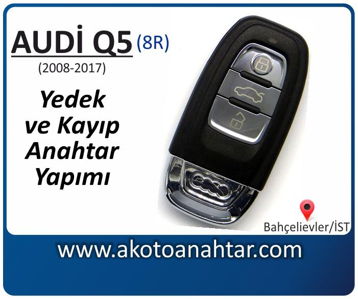 audi q5 8r anahtari anahtar key yedek yaptirma fiyati kopyalama cogaltma kayip 2008 2009 2010 2011 2012 2013 2014 2015 2016 2017 model model - Audi Q5 Anahtarı | Yedek ve Kayıp Anahtar Yapımı