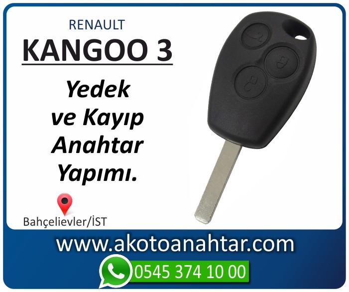 kango 3 anahtari anahtar key yedek kayip 2013 2014 2015 2016 2017 2018 - Renault Kangoo 3 Anahtarı | Yedek ve Kayıp Anahtar Yapımı