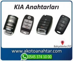 Kia Oto Otomobile Araba Immobilizer Kumandalı Sustalı Key Remote Yedek Acil Kumanda Kayıp Anahtar Anahtarı Kumandası Kopyalama Çoğaltma