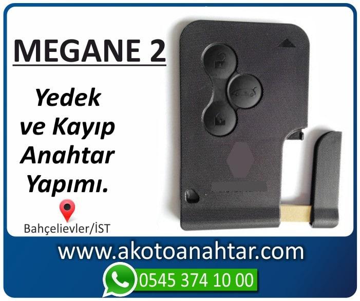 megane 2 anahtari anahtar yedek kayıp 2005 - Renault Megane 2 Anahtarı | Yedek ve Kayıp Anahtar Yapımı | Oto Çilingir