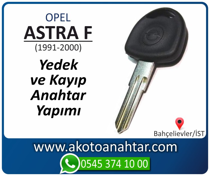 opel astra f anahtari anahtar key yedek yaptirma fiyati kopyalama cogaltma kayip 1998 1999 2000 2001 2002 model - Opel Astra F Anahtarı   Yedek ve Kayıp Anahtar Yapımı
