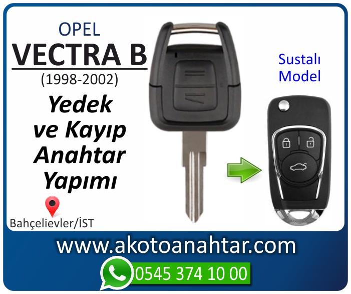 opel vectra b anahtari anahtar key yedek yaptirma fiyati kopyalama cogaltma kayip 1998 1999 2000 2001 2002 model - Opel Vectra B Anahtarı | Yedek ve Kayıp Anahtar Yapımı