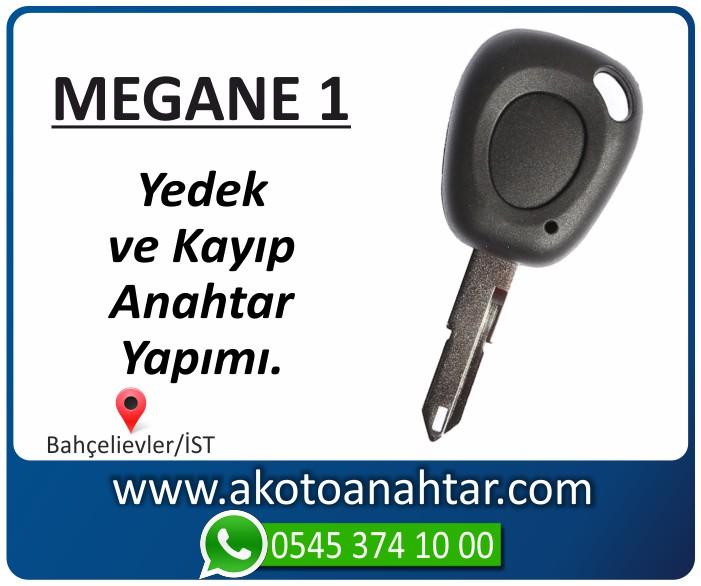 renault megane 1 anahtari anahtar key yedek kayip 1999 200 2001 2002 - Renault Megane 1 Anahtarı   Yedek ve Kayıp Anahtar Yapımı
