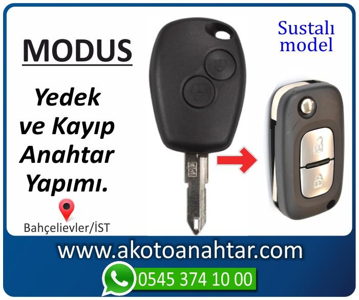 renault modus anahtari anahtar key yedek kayip 2004 2005 2006 2007 2008 2009 2010 2011 2012 - Renault Modus Anahtarı | Yedek ve Kayıp Anahtar Yapımı