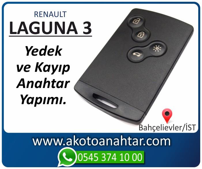 renault reno laguna 3 kart karti key yedek kayip 2007 2008 2009 2010 2011 2012 2013 2014 2015 - Renault Laguna 3 Anahtarı   Yedek ve Kayıp Anahtar Yapımı