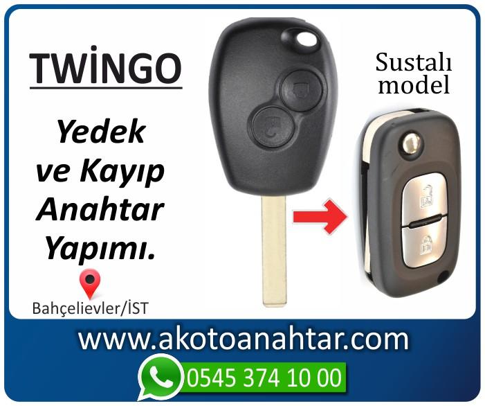 renault twingo anahtari anahtar key yedek kayip 2007 2008 2009 2010 2011 2012 2013 2014 - Renault Twingo Anahtarı | Yedek ve Kayıp Anahtar Yapımı