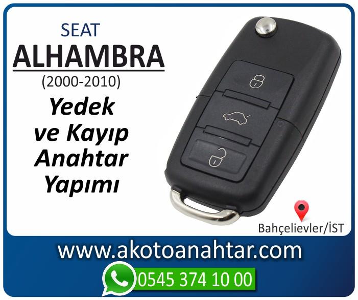 seat alhambra anahtari anahtar key yedek yaptirma fiyati kopyalama cogaltma kayip 2000 2001 2002 2003 2004 2005 2006 2007 2008 2009 2010 model - Seat Alhambra Anahtarı | Yedek ve Kayıp Anahtar Yapımı