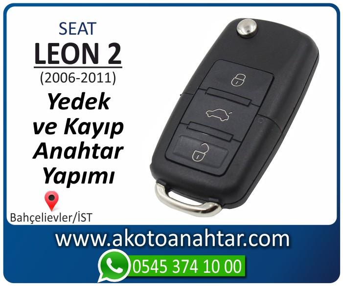 seat leon 2 anahtari anahtar key yedek yaptirma fiyati kopyalama cogaltma kayip 2006 2007 2008 2009 2010 2011 model - Seat Leon 2 Anahtarı | Yedek ve Kayıp Anahtar Yapımı