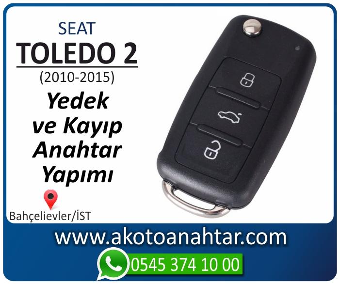 seat toledo 2 anahtari anahtar key yedek yaptirma fiyati kopyalama cogaltma kayip 2010 2011 2012 2013 2014 2015 model - Seat Toledo 2 Anahtarı | Yedek ve Kayıp Anahtar Yapımı