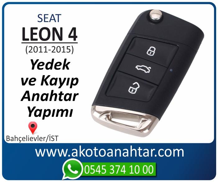 seat yeni leon 3 anahtari anahtar key yedek yaptirma fiyati kopyalama cogaltma kayip 2015 2016 2017 2018 2019 model - Seat Yeni Leon 3 Anahtarı | Yedek ve Kayıp Anahtar Yapımı