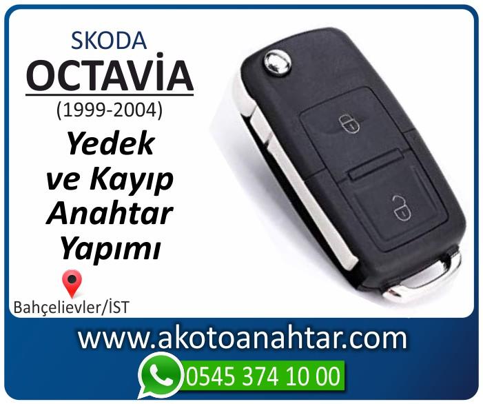 skoda octavia anahtari anahtar key yedek yaptirma fiyati kopyalama cogaltma kayip 1999 2000 2001 2002 2003 2004 model - Skoda Octavia Anahtarı | Yedek ve Kayıp Anahtar Yapımı