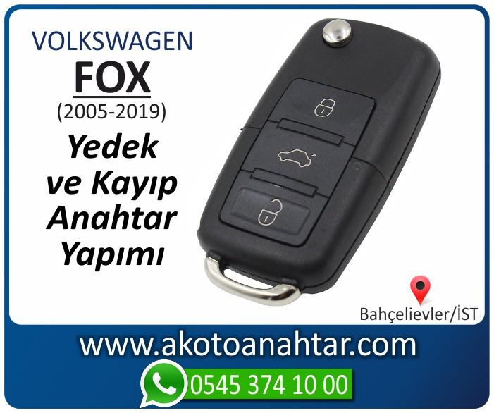 volkswagen vw fox anahtari anahtar key yedek yaptirma fiyati kopyalama cogaltma kayip 2005 2006 2007 2008 2009 2010 2011 2012 2013 2014 2015 2016 2017 2018 2019 model - VW Volkswagen Fox Anahtarı | Yedek ve Kayıp Anahtar Yapımı