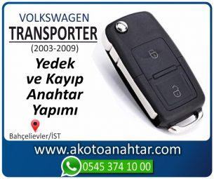 Volkswagen VW Transporter Araba Oto Otomobil Car Sustalı Yedek Kayıp Kumanda Kumandalı İmmobilizer Anahtar Anahtarı Çilingir Anahtarcı Acil Kopyalama Kodlama Locksmith Key Bahçelievler İstanbul Kayboldu Dönmüyor Okumuyor Orjinal Kontak Tamir Tamiri Çip