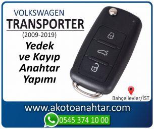 Volkswagen VW Yeni Transporter Araba Oto Otomobil Car Sustalı Yedek Kayıp Kumanda Kumandalı İmmobilizer Anahtar Anahtarı Çilingir Anahtarcı Acil Kopyalama Kodlama Locksmith Key Bahçelievler İstanbul Kayboldu Dönmüyor Okumuyor Orjinal Kontak Tamir Tamiri Çip