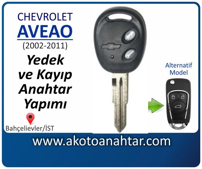 chevrolet aveo anahtari anahtar key yedek yaptirma fiyati kopyalama cogaltma kayip 2002 2003 2004 2005 2006 2007 2008 2009 2010 2011 model - Chevrolet Aveo Anahtarı | Yedek ve Kayıp Anahtar Yapımı