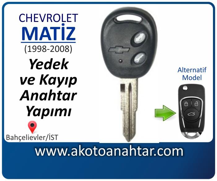 chevrolet matiz anahtari anahtar key yedek yaptirma fiyati kopyalama cogaltma kayip 1998 1999 2000 2001 2002 2003 2004 2005 2006 2007 2008 model - Chevrolet Matiz Anahtarı | Yedek ve Kayıp Anahtar Yapımı