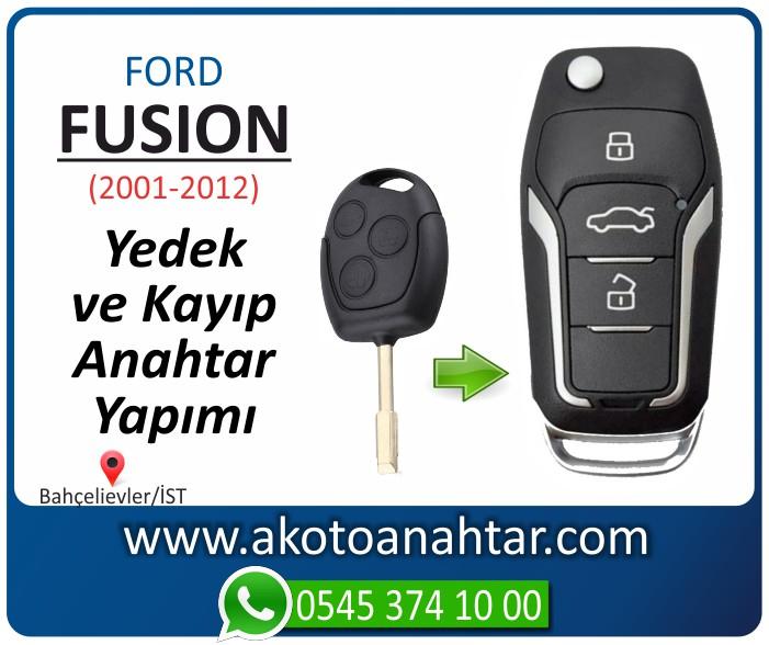 Ford Fusion anahtari anahtar key yedek yaptirma fiyati kopyalama cogaltma kayip 2001 2002 2003 2004 2005 2006 2007 2008 2009 2010 2011 2012 model - Ford Fusion Anahtarı | Yedek ve Kayıp Anahtar Yapımı