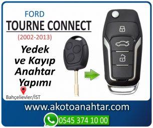 Ford Transit Tourneo Connect Araba Oto Otomobil Car Sustalı Yedek Kayıp Kumanda Kumandalı İmmobilizer Anahtar Anahtarı Çilingir Anahtarcı Acil Kopyalama Kodlama Locksmith Key Bahçelievler İstanbul Kayboldu Dönmüyor Okumuyor Orjinal Kontak Tamir Tamiri Çip