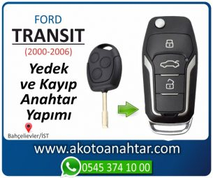 Ford Transit Araba Oto Otomobil Car Sustalı Yedek Kayıp Kumanda Kumandalı İmmobilizer Anahtar Anahtarı Çilingir Anahtarcı Acil Kopyalama Kodlama Locksmith Key Bahçelievler İstanbul Kayboldu Dönmüyor Okumuyor Orjinal Kontak Tamir Tamiri Çip