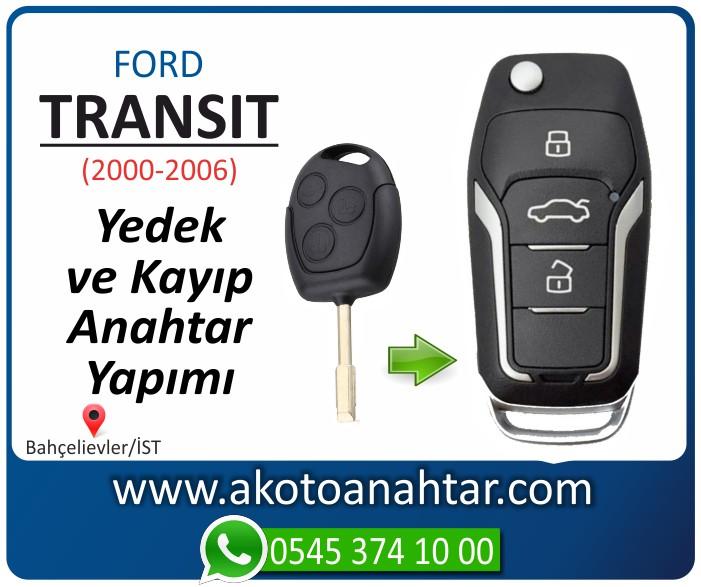 Ford Transit anahtari anahtar key yedek yaptirma fiyati kopyalama cogaltma kayip 2000 2001 2002 2003 2004 2005 2006 model - Ford Transit Anahtarı | Yedek ve Kayıp Anahtar Yapımı