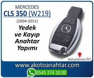 Mercedes CLS350 (W219) Araba Oto Otomobil Car Yedek Kayıp Kumanda İmmobilizer Anahtar Anahtarı Çilingir Anahtarcı Acil Kopyalama Kodlama Locksmith Key Bahçelievler İstanbul Kayboldu Dönmüyor Okumuyor Orjinal Kontak Tamir Tamiri Çip