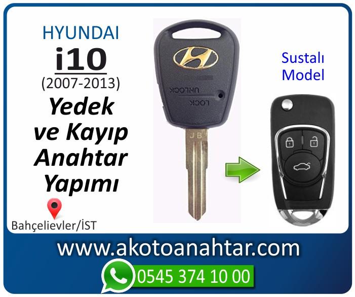 hyundai i10 i 10 anahtari anahtar key yedek yaptirma fiyati kopyalama cogaltma kayip 2007 2008 2009 2010 2011 2012 2013 model - Hyundai i10 Anahtarı | Yedek ve Kayıp Anahtar Yapımı  i 10