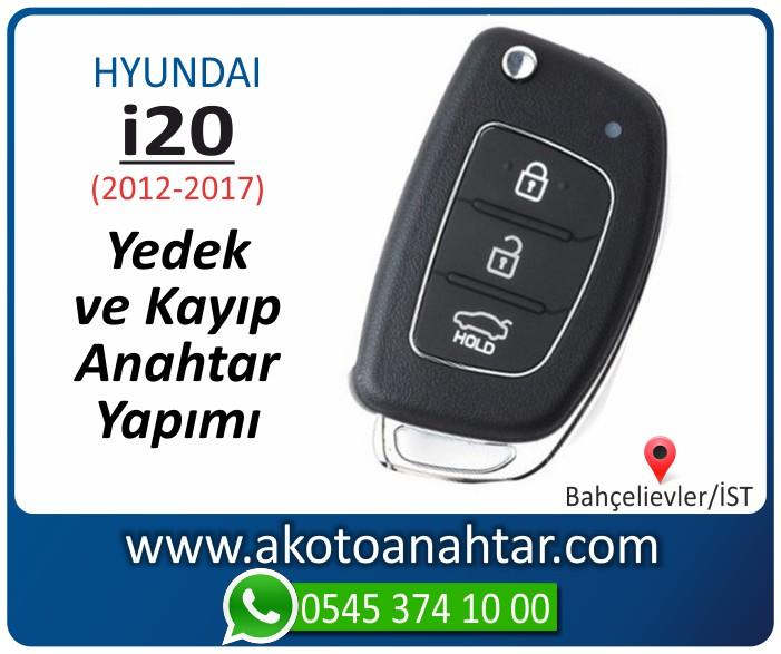 hyundai i20 i 20 anahtari anahtar key yedek yaptirma fiyati kopyalama cogaltma kayip 2012 2013 2014 2015 2016 2017 model - Hyundai i20 Anahtarı | Yedek ve Kayıp Anahtar Yapımı i 20