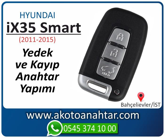 hyundai ix35 ix 35 smart anahtari anahtar key yedek yaptirma fiyati kopyalama cogaltma kayip 2011 2012 2013 2014 2015 model - Hyundai iX35 Smart Anahtarı | Yedek ve Kayıp Anahtar Yapımı  ix 35