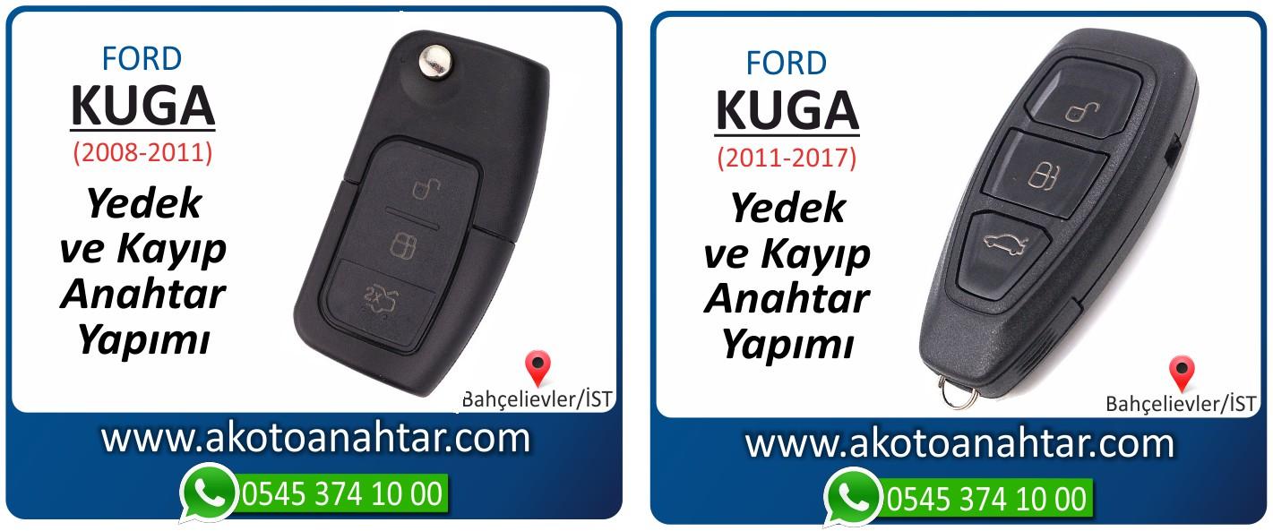 kuga anahtari - Ford Kuga Smart Keyless Anahtarı | Yedek ve Kayıp Anahtar Yapımı