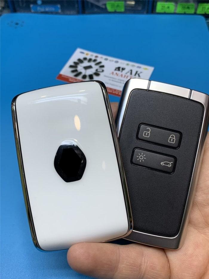 megane 4 kart anahtar - Renault Megane 4 Kart Anahtarı | Yedek ve Kayıp Anahtar Yapımı