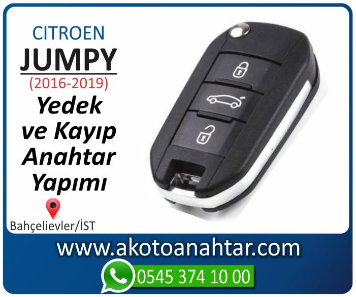 Citroen jumpy anahtari anahtar key yedek yaptirma fiyati kopyalama cogaltma kayip 2016 2017 2018 2019 model - Citroen Jumpy Anahtarı | Yedek ve Kayıp Anahtar Yapımı
