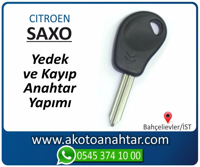 Citroen saxo anahtari anahtar key yedek yaptirma fiyati kopyalama cogaltma kayip - Citroen Saxo Anahtarı | Yedek ve Kayıp Anahtar Yapımı