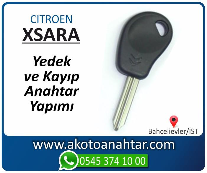 Citroen xsara anahtari anahtar key yedek yaptirma fiyati kopyalama cogaltma kayip - Citroen Xsara Anahtarı | Yedek ve Kayıp Anahtar Yapımı