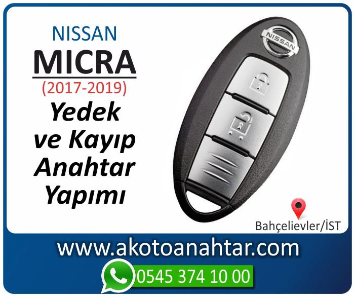 Nissan micra smart anahtari anahtar key yedek yaptirma fiyati kopyalama cogaltma kayip 2010 2011 2012 2013 2014 2015 2016 model - Nissan Micra Smart Anahtarı | Yedek ve Kayıp Anahtar Yapımı