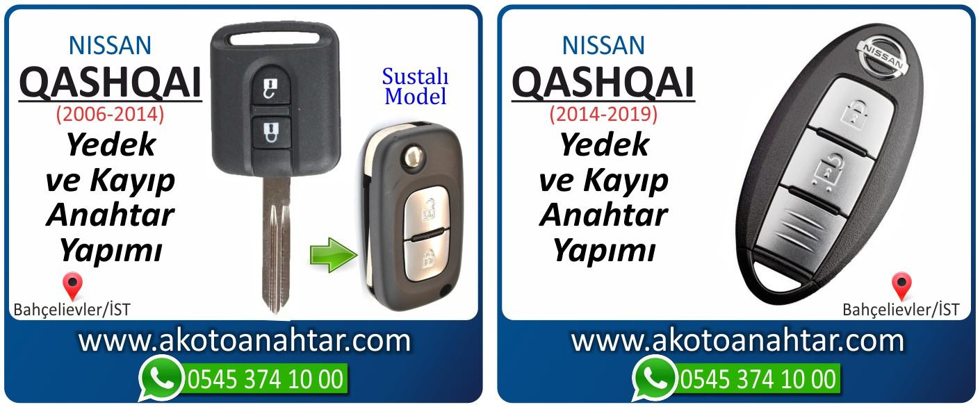Nissan qashqai anahtarı - Nissan Qashqai Anahtarı | Yedek ve Kayıp Anahtar Yapımı