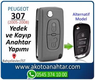 Peugeot 307 Araba Oto Otomobil Car Sustalı Yedek Kayıp Kumanda Kumandalı İmmobilizer Anahtar Anahtarı Çilingir Anahtarcı Acil Kopyalama Kodlama Locksmith Key Bahçelievler İstanbul Kayboldu Dönmüyor Okumuyor Orjinal Kontak Tamir Tamiri Çip