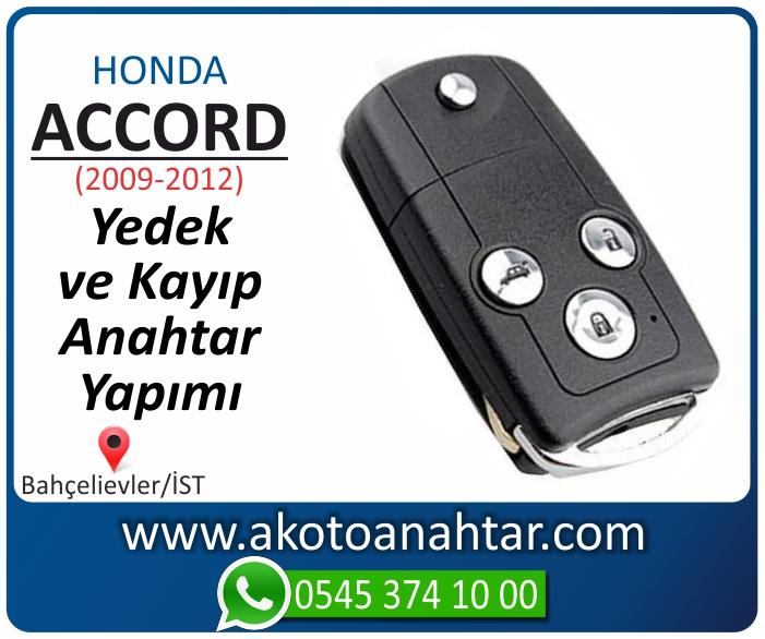 honda accord anahtari anahtar key yedek yaptirma fiyati kopyalama cogaltma kayip 2009 2010 2011 2012 model - Honda Accord Anahtarı | Yedek ve Kayıp Anahtar Yapımı