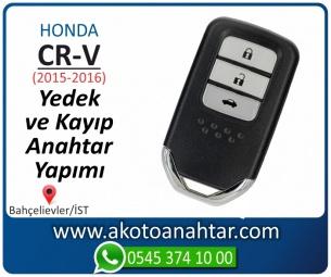 Honda CR-V Smart Araba Oto Otomobil Car Sustalı Yedek Kayıp Kumanda Kumandalı İmmobilizer Anahtar Anahtarı Çilingir Anahtarcı Acil Kopyalama Kodlama Locksmith Key Bahçelievler İstanbul Kayboldu Dönmüyor Okumuyor Orjinal Kontak Tamir Tamiri Çip