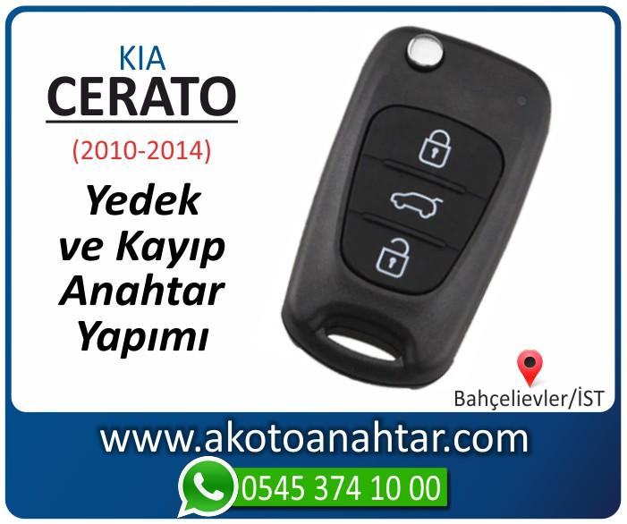 kia cerato anahtari anahtar key yedek yaptirma fiyati kopyalama cogaltma kayip 2010 2011 2012 2013 2014 model - Cerato Anahtarı | Yedek ve Kayıp Anahtar Yapımı